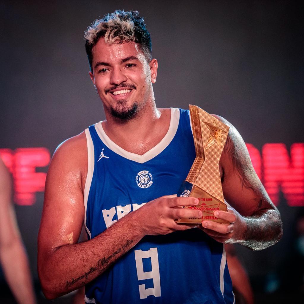 Lucas Dias é MVP do Jogo das Estrelas 2021