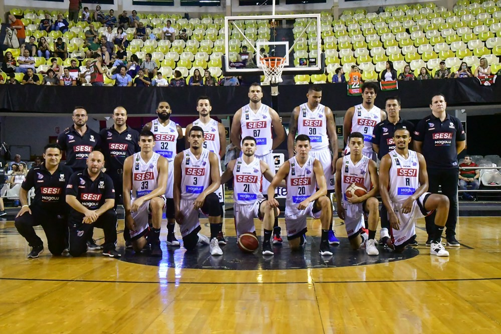 Em Montevidéu, Sesi Franca vence Aguada e se classifica para os playoffs